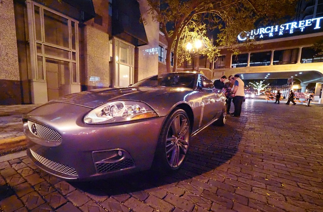 Low Light, Fast Lenses and Fast Cars