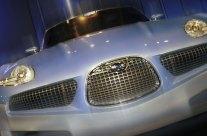 How I Photographed a Subaru Concept Car