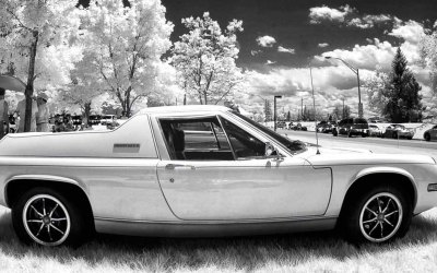 Pre-visualizing Infrared Car Photographs