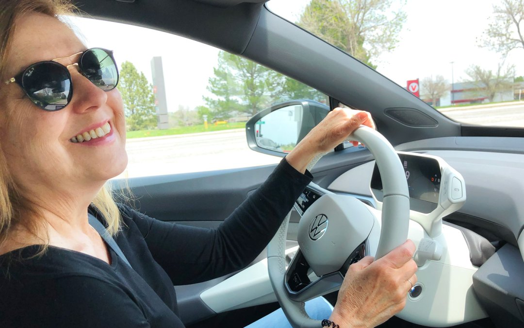 First Impressions: Mary Drives the VW ID.4