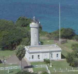 New Point Orinquen Lighthouse