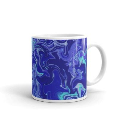 Blue Daydream mug