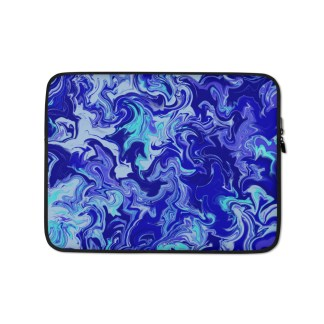 Blue Daydream Laptop Sleeve
