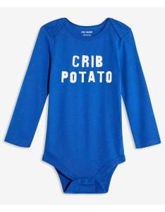 Baby boys  long sleeve graphic bodysuit also boy clothing on sale joefresh rh
