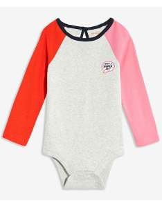 Baby girls  baseball bodysuit also girl new arrivals joefresh rh