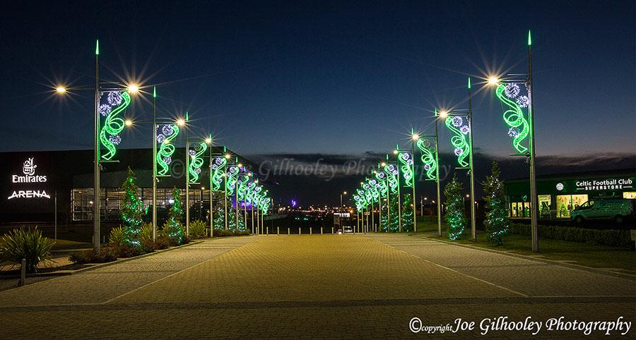 Joe Gilhooley Photography Celtic Park The Cetic Way