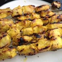 Kebab Joojeh Recipe (Persian Chicken Kabab)