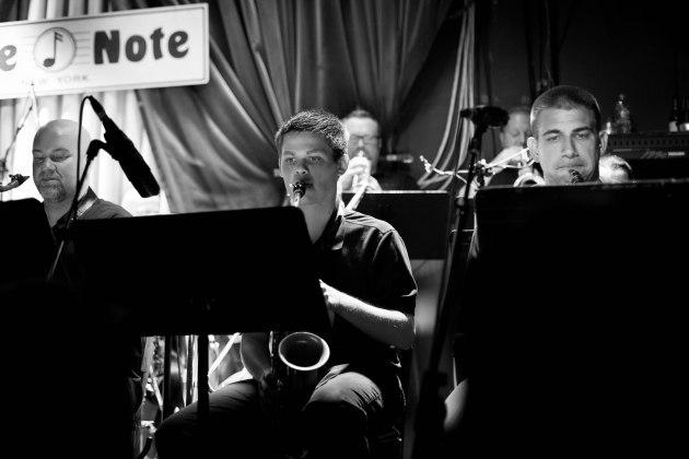 07.11.2016 Joe Gransden Big Band BW-24