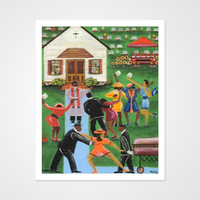 Black Folks Family Reunion by Johnny Mapp