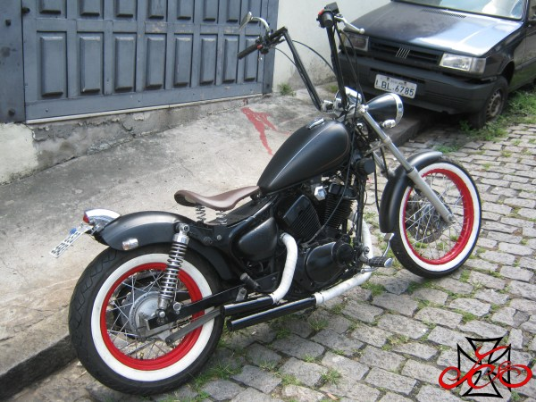 20 1987 Virago 1100 Bobber Pictures And Ideas On Meta Networks