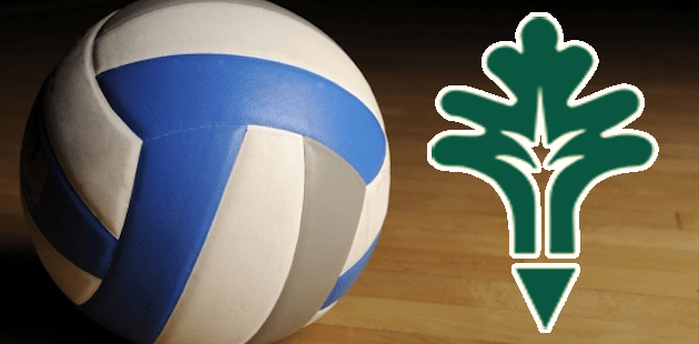 Glen Oaks volleyball wins MCCAA match vs. Jackson