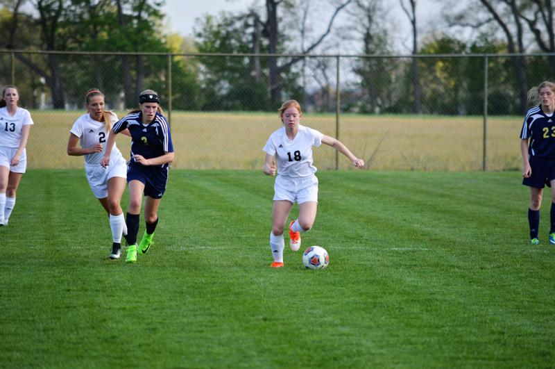 Otsego soccer edges Sturgis in Wolverine Conference match