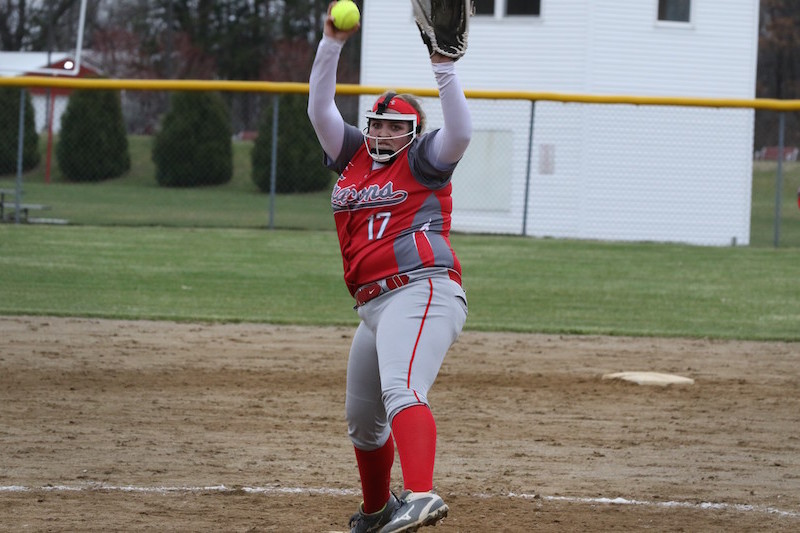 Morton Buildings Softball Player of the Week: Constantine's Emily Mallo