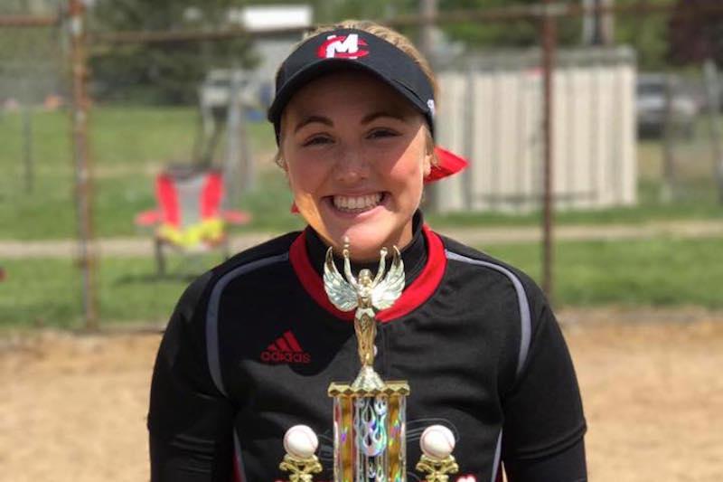 Morton Buildings Softball Player of the Week: Colon's Gretta Minor