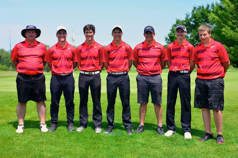 Chiefs 10th at Division 4 golf state finals, Centreville's Geigley finishes strong