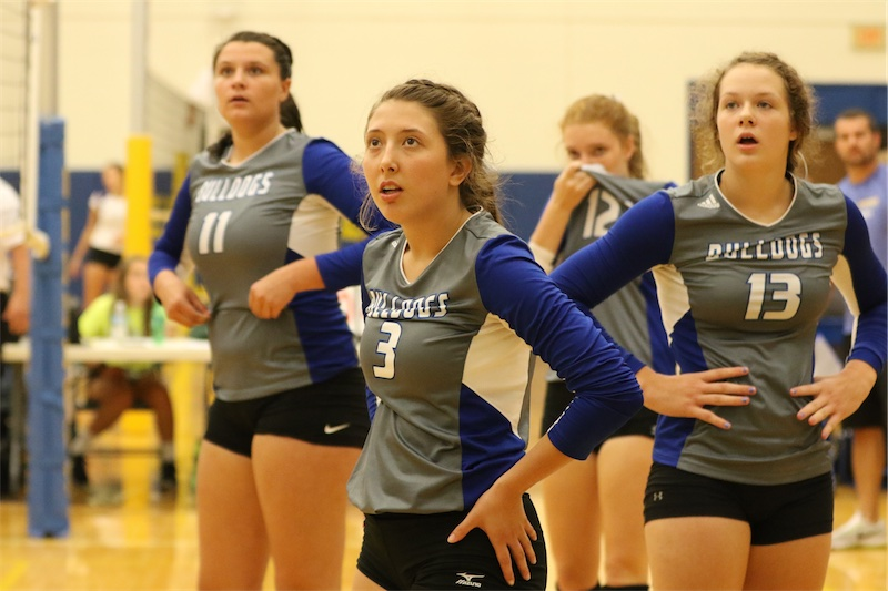 Centreville brings back Southwest 10 Conference volleyball win after trip to Bangor