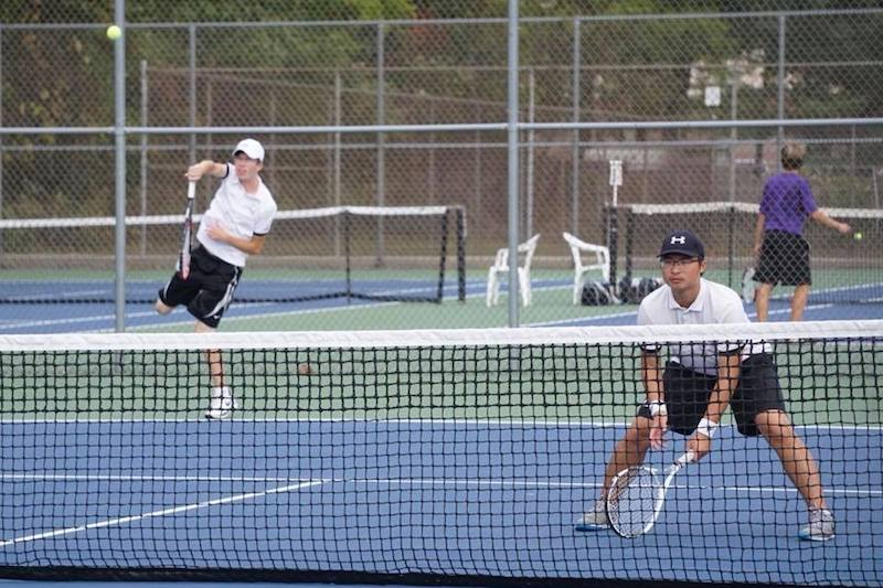 Sturgis tennis runner-up, Three Rivers seventh at Wolverine Conference Tournament