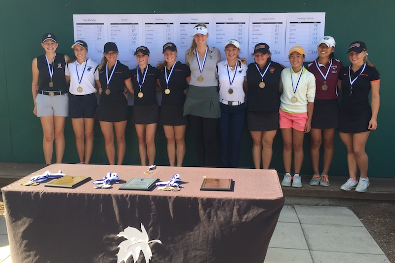 Sturgis golfers compete in East Lansing