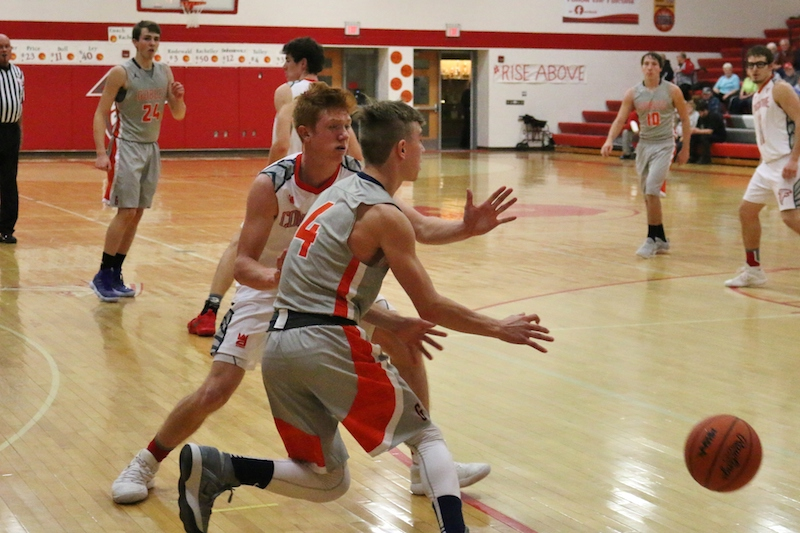 Boys Basketball Gallery: Constantine moves to 4-1 after beating Gobles