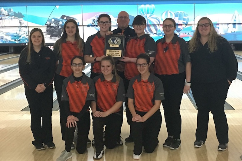 Sturgis girls bowling team wins Adrian Madison Baker Bash, Trojan boys second