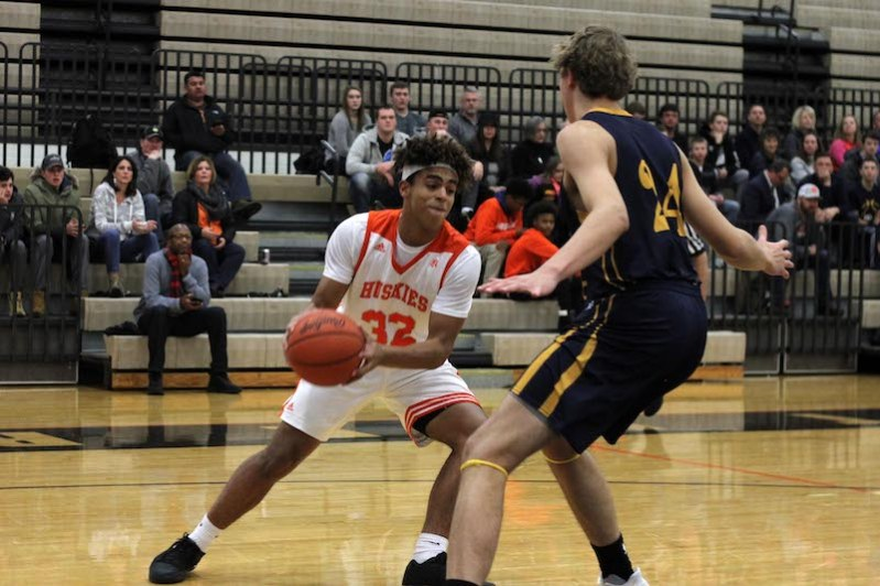 Undefeated Mattawan boys basketball team overpowers Portage Northern