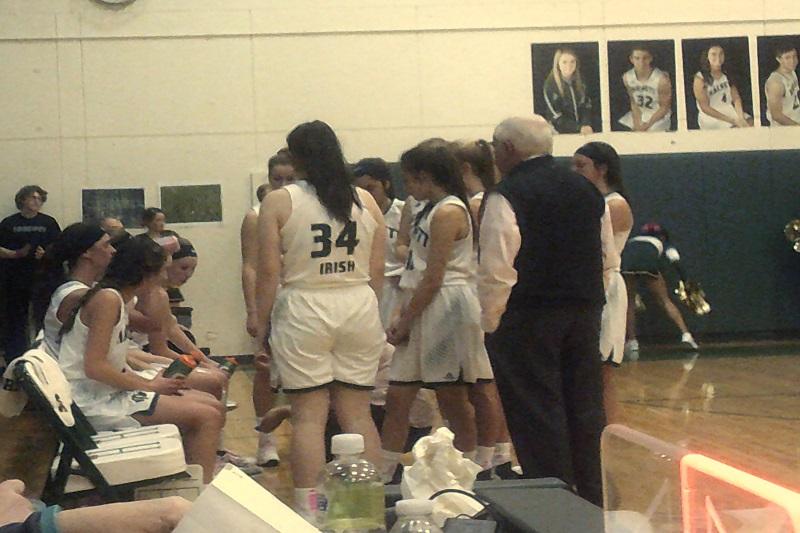 Hackett girls hold off Kalamazoo Christian 50-43