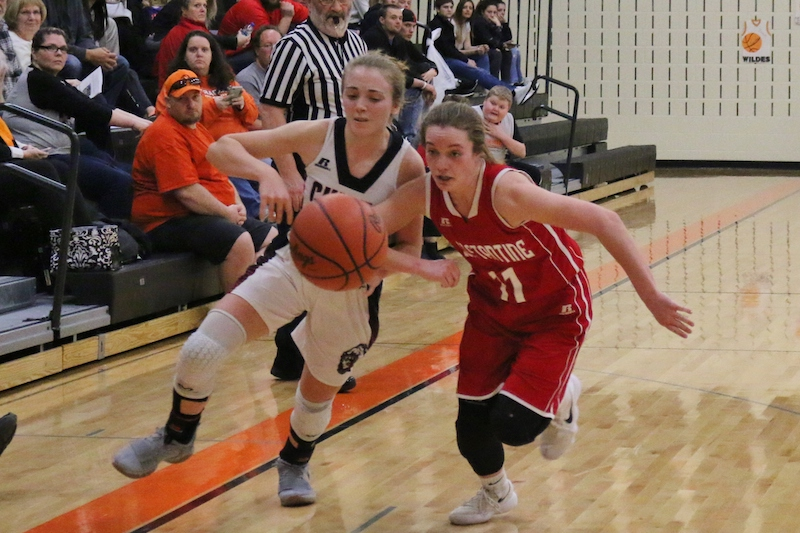 Class C Girls Basketball District Quarterfinal Roundup: Monday, Feb. 26
