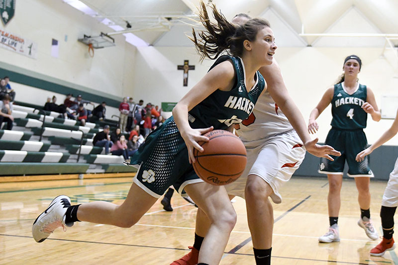 Class C Girls Basketball District Semifinal Roundup: Wednesday, Feb. 28