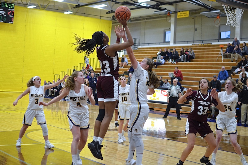 Kalamazoo Central girls basketball boasts five All-SMAC East Division First Team selections, Gull Lake gets three
