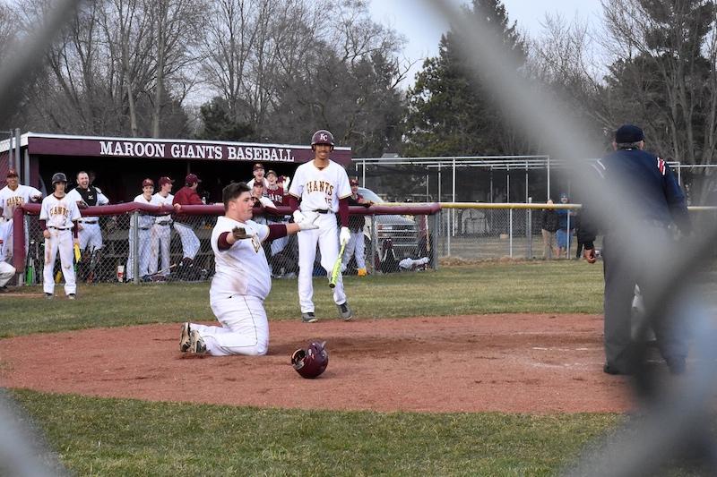 Kalamazoo Central baseball earns Thursday sweep against St. Joseph
