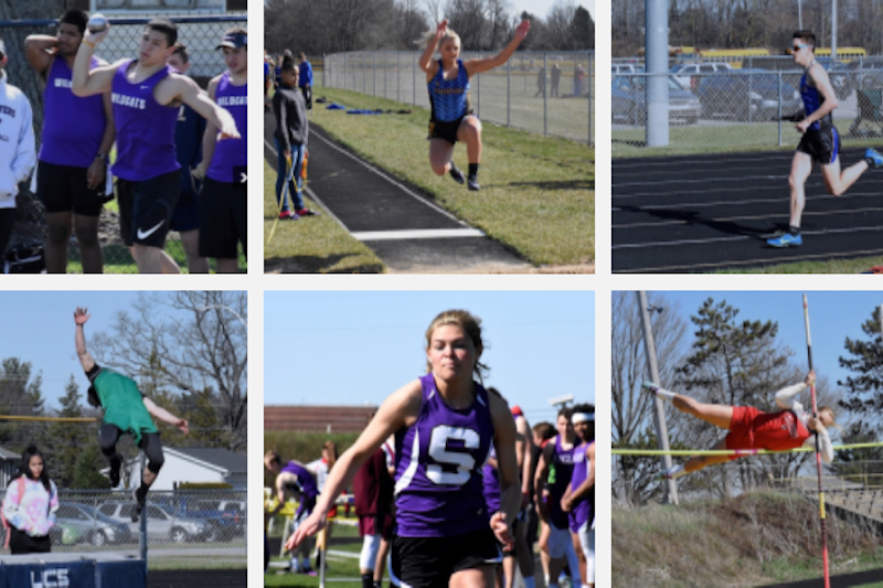 Kalamazoo/St. Joseph County Track & Field Roundup: April 19-25