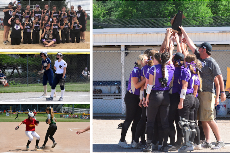 Kalamazoo/St. Joseph County District Softball Roundup: June 2