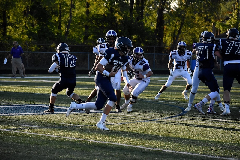 Gull Lake Blue Devils football vs. Lakeview Spartans