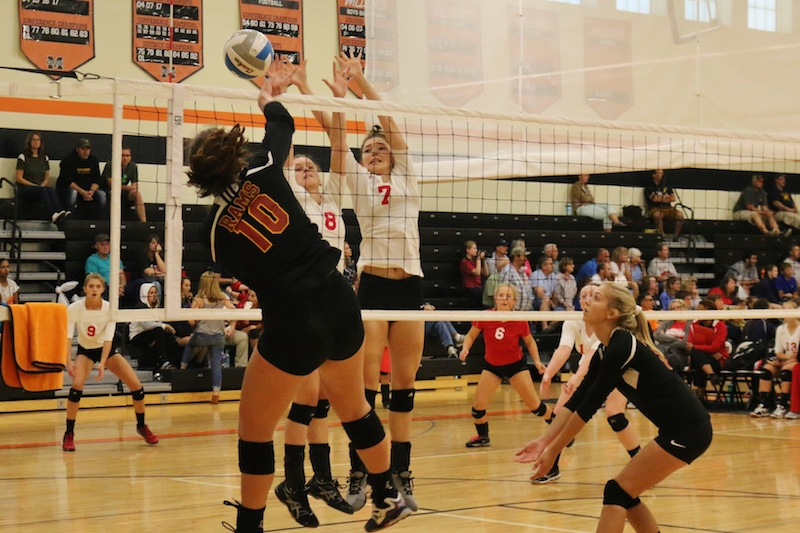 Volleyball Roundup: Sept. 15