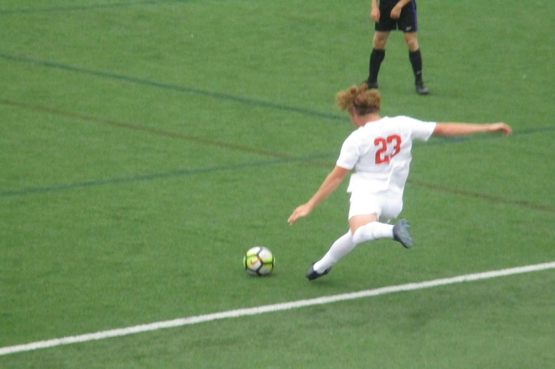 Kalamazoo College claims home opener 2-1 over Defiance