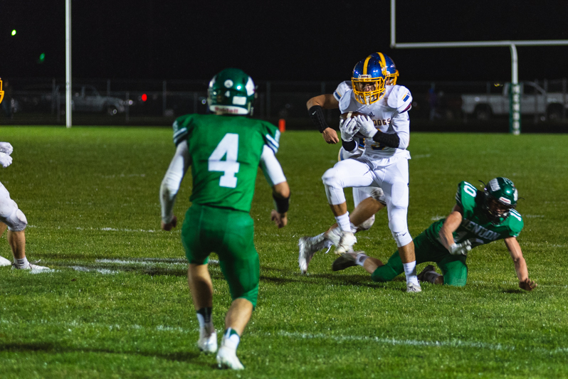 Football Gallery: Mendon vs. Centreville