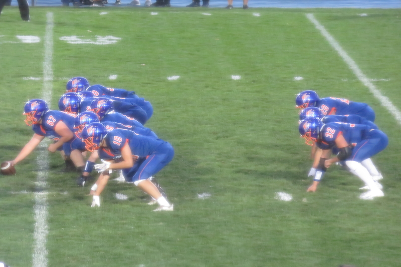 Edwardsburg pounds the ground to beat South Haven
