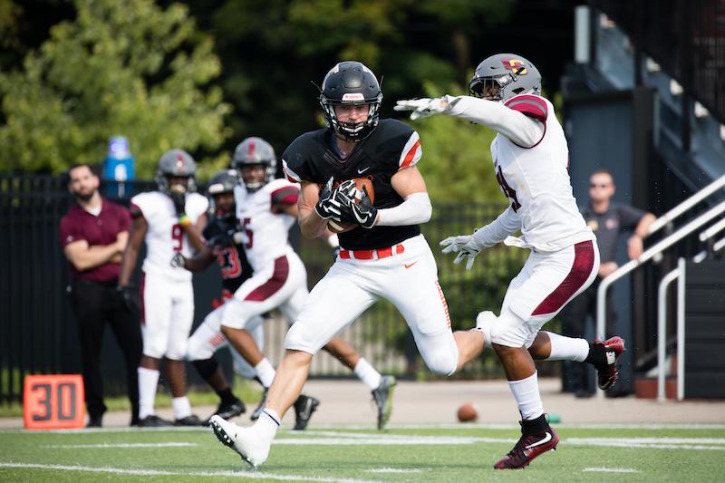Next Level: Three Rivers and Vicksburg rivals now football 'brothers' at Kalamazoo College