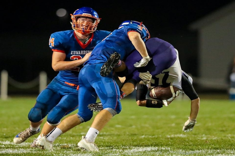 Edwardsburg remains undefeated, tops Three Rivers