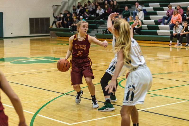 Hackett Vs Galesburg Girls Basketball 1 4 2019-2