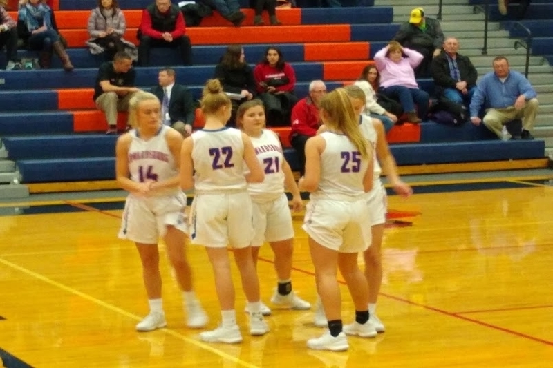 Lady Eddies steal game away from Lady Lancers