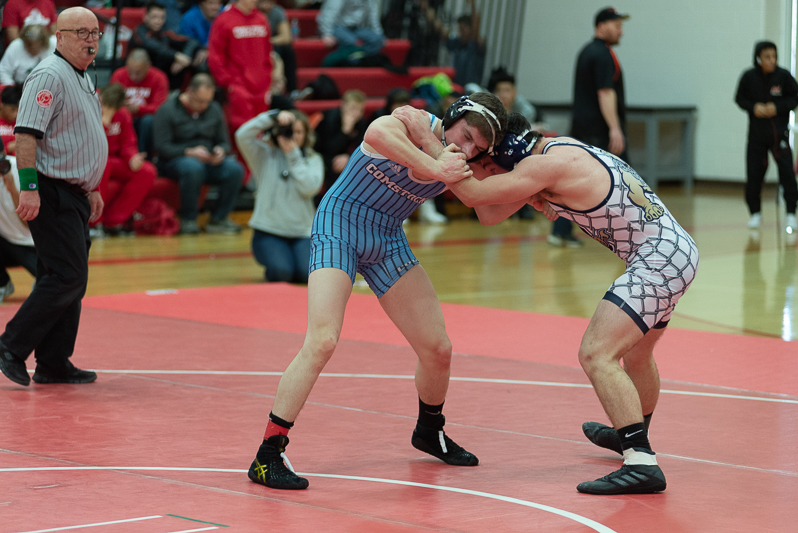 Wrestling Individual Districts-Constantine 2 9 2019-13