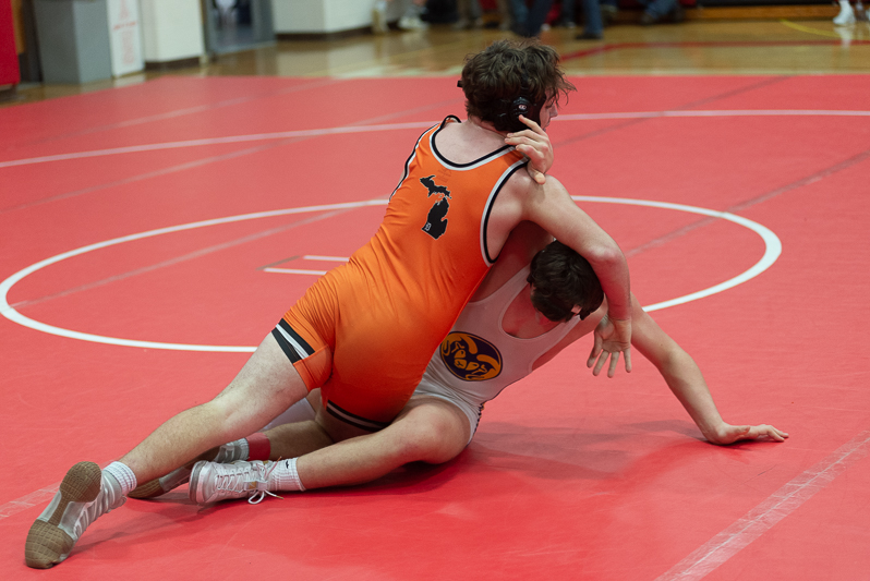 Wrestling Individual Districts-Constantine 2 9 2019-21