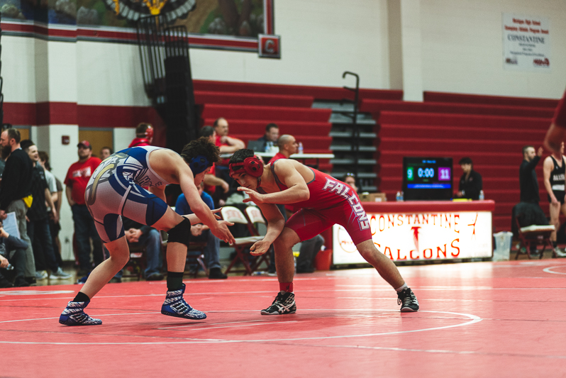 Wrestling Individual Districts-Constantine 2 9 2019-4
