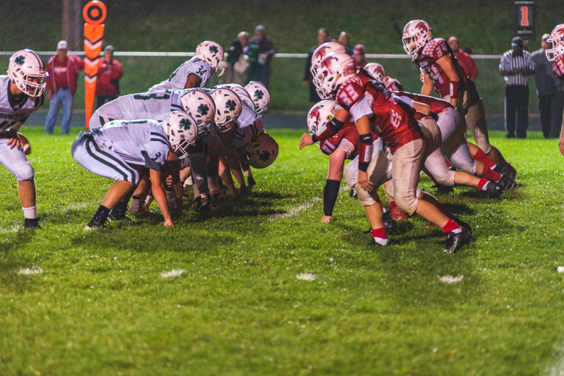 Constantine Vs Berrien Springs Football 9 6 2019-1