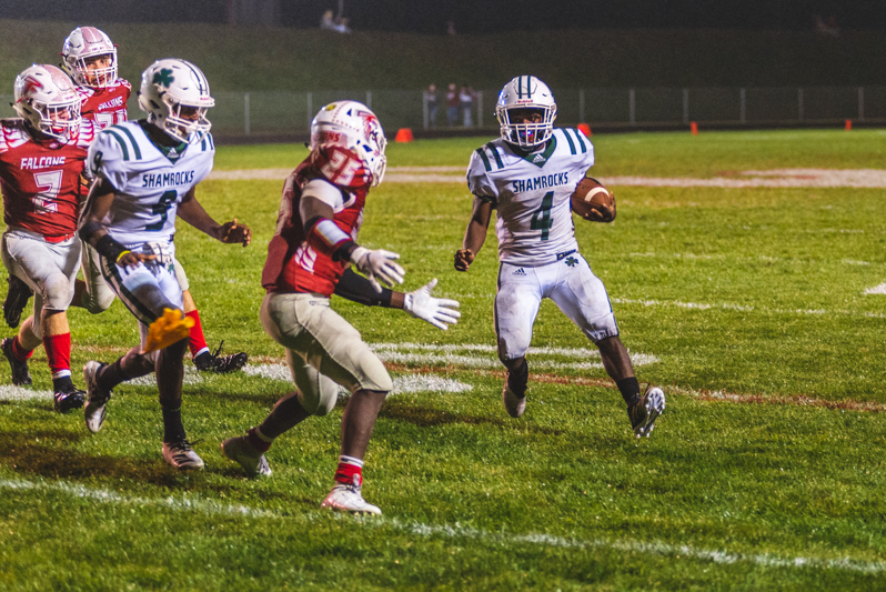 Constantine Vs Berrien Springs Football 9 6 2019-6