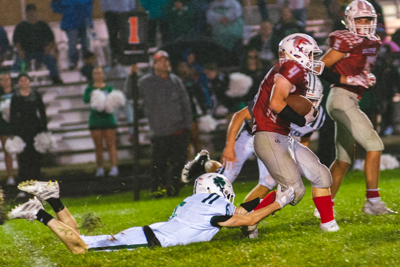 Constantine Vs Berrien Springs Football 9 6 2019-8