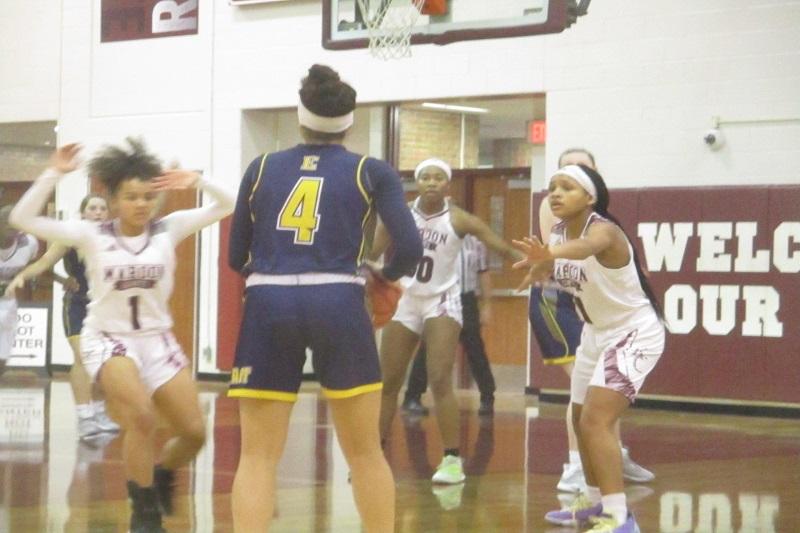 East Grand Rapids tops Kalamazoo Central 66-57 to close girls basketball showcase