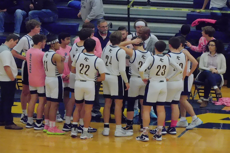 Boys Basketball: Portage Central 61, St. Joseph 43