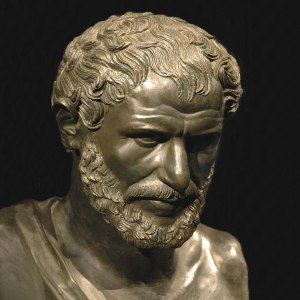 'The only thing constant is change' (Heraclitus, probably). Photo: Wikipedia